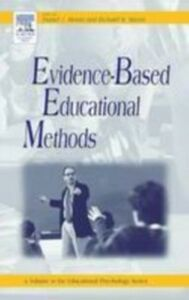 Ebook in inglese Evidence-Based Educational Methods -, -