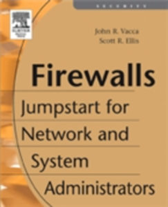 Ebook in inglese Firewalls Ellis, Scott , Vacca, John R.