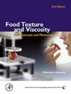 Ebook in inglese Food Texture and Viscosity Bourne, Malcolm