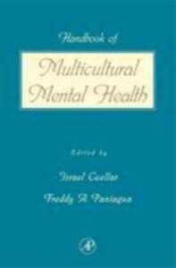 Ebook in inglese Handbook of Multicultural Mental Health