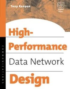 Ebook in inglese High Performance Data Network Design Kenyon, Tony