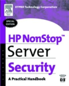 Ebook in inglese HP NonStop Server Security Corp, XYPRO Technology