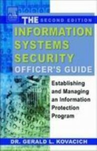 Ebook in inglese Information Systems Security Officer's Guide Kovacich, Gerald L.