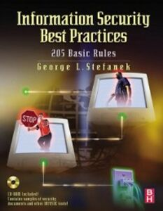 Ebook in inglese Information Security Best Practices Stefanek, George L