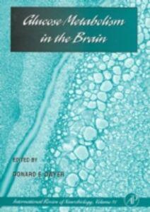 Ebook in inglese Glucose Metabolism in the Brain -, -