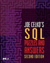 Joe Celko's SQL Puzzles and Answers, Second Edition