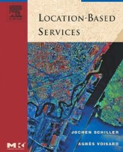 Ebook in inglese Location-Based Services