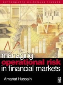 Ebook in inglese Managing Operational Risk in Financial Markets Hussain, Amanat