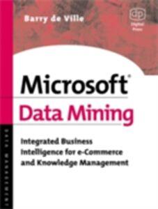 Ebook in inglese Microsoft Data Mining Ville, Barry de