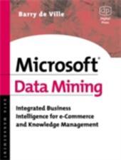 Microsoft Data Mining