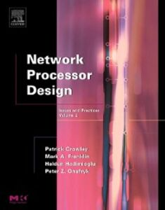Ebook in inglese Network Processor Design -, -