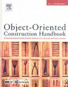Foto Cover di Object-Oriented Construction Handbook, Ebook inglese di Heinz Zullighoven, edito da Elsevier Science