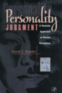 Ebook in inglese Personality Judgment -, -