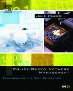 Ebook in inglese Policy-Based Network Management Strassner, John