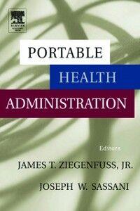 Foto Cover di Portable Health Administration, Ebook inglese di  edito da Elsevier Science