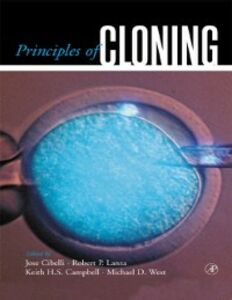 Ebook in inglese Principles of Cloning -, -