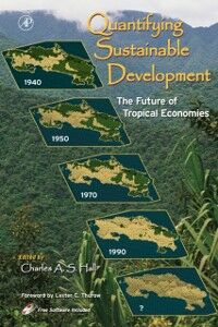 Ebook in inglese Quantifying Sustainable Development -, -