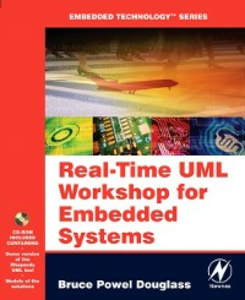 Ebook in inglese Real Time UML Workshop for Embedded Systems Douglass, Bruce Powel
