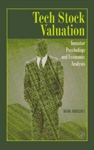 Foto Cover di Tech Stock Valuation, Ebook inglese di Mark Hirschey, edito da Elsevier Science