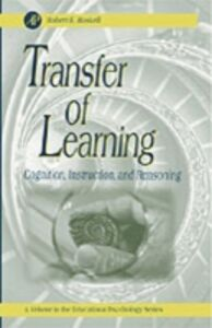 Foto Cover di Transfer of Learning, Ebook inglese di Robert E. Haskell, edito da Elsevier Science
