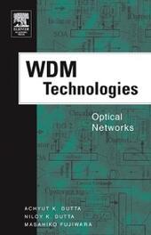 WDM Technologies: Optical Networks