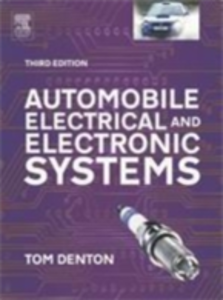 Ebook in inglese Automobile Electrical and Electronic Systems Denton, Tom