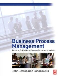 Ebook in inglese Business Process Management Jeston, John , Nelis, Johan
