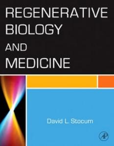 Ebook in inglese Regenerative Biology and Medicine Stocum, David L.