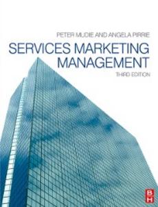 Ebook in inglese Services Marketing Management Mudie, Peter , Pirrie, Angela
