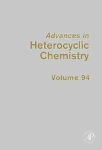 Foto Cover di Advances in Heterocyclic Chemistry, Ebook inglese di  edito da Elsevier Science