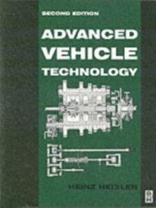 Ebook in inglese Advanced Vehicle Technology Heisler, Heinz