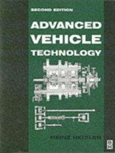 Ebook in inglese Advanced Vehicle Technology Heisler, Heinz