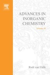 Advances in Inorganic Chemistry