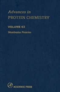 Ebook in inglese Membrane Proteins