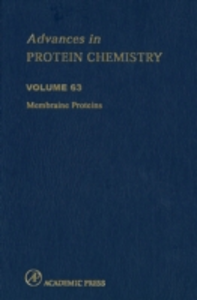 Ebook in inglese Membrane Proteins -, -