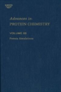 Ebook in inglese Protein Simulations -, -