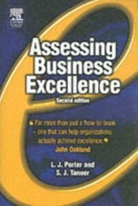 Ebook in inglese Assessing Business Excellence -, -