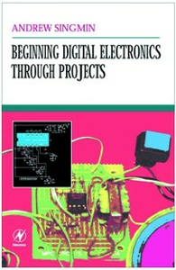 Ebook in inglese Beginning Digital Electronics through Projects Singmin, Andrew