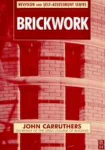 Ebook in inglese Brickwork Carruthers, John