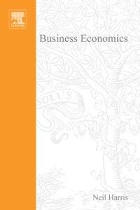 Ebook in inglese Business Economics Harris, Neil