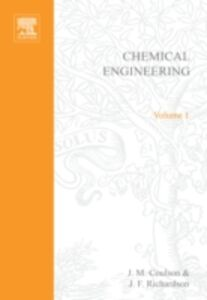 Ebook in inglese Chemical Engineering: Solutions to the Problems in Volume 1 Backhurst, J R , Harker, J H , Richardson, J.F.