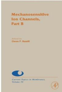 Ebook in inglese Mechanosensitive Ion Channels, Part B
