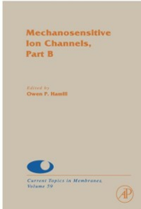 Ebook in inglese Mechanosensitive Ion Channels, Part B -, -