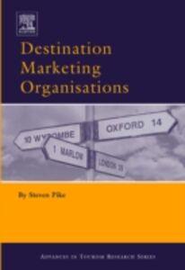 Ebook in inglese Destination Marketing Organisations Pike, Steven