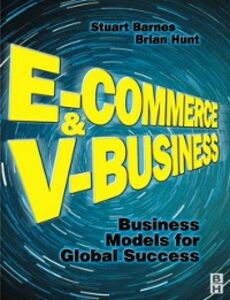 Ebook in inglese E-Commerce and V-Business -, -
