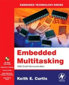 Ebook in inglese Embedded Multitasking Curtis, Keith E.