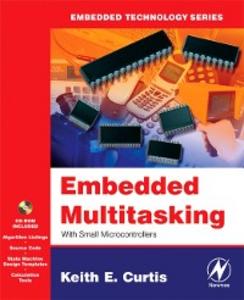 Ebook in inglese Embedded Multitasking Curtis, Keith E.