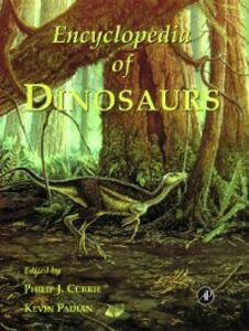 Ebook in inglese Encyclopedia of Dinosaurs