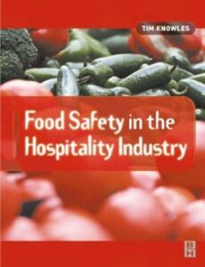Ebook in inglese Food Safety in the Hospitality Industry Knowles, Tim