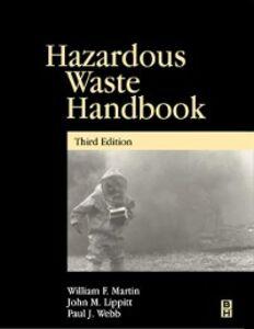 Foto Cover di Hazardous Waste Handbook, Ebook inglese di AA.VV edito da Elsevier Science